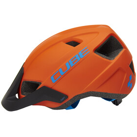 Cube CMPT Bike Helmet orange